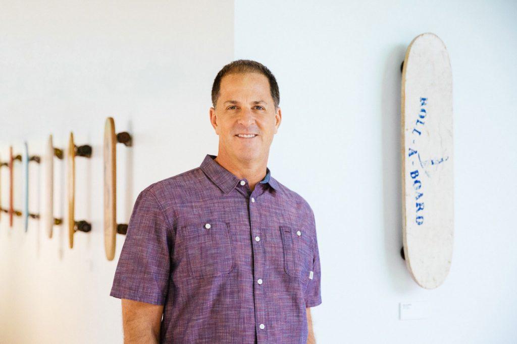 Doug Palladini, Global Brand President, Vans