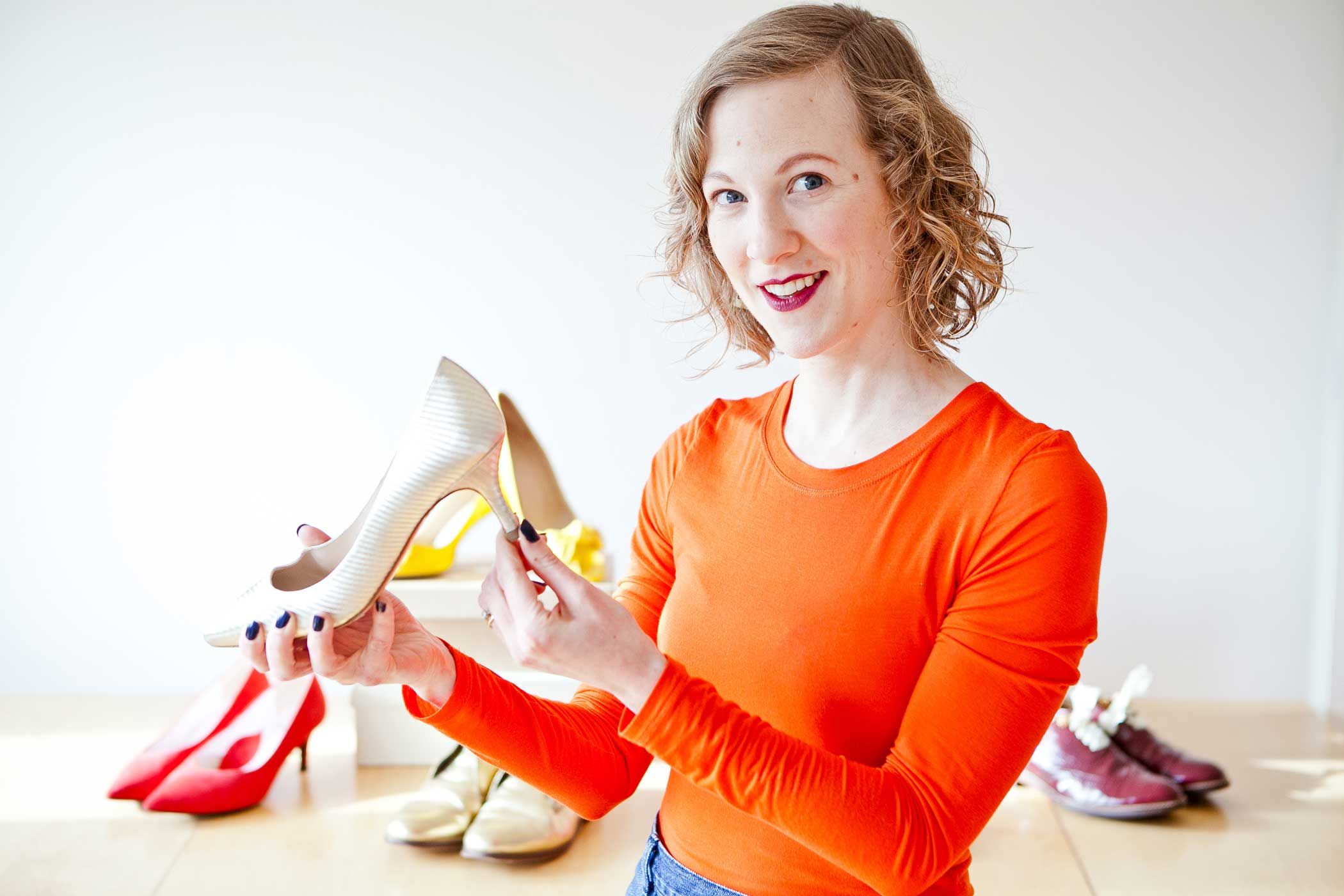 Susannah Davda, Founder, The Shoe Consultant