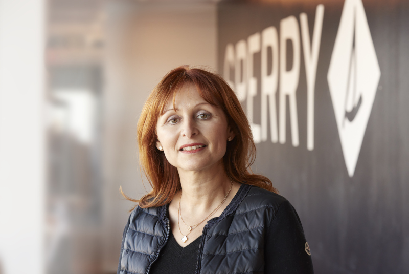 Joelle Grunberg, Global Brand President, Sperry