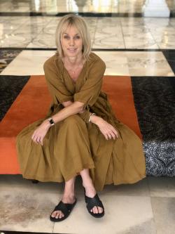 Sari Ratsula, President/Queen Bee, Seychelles & BC Footwear