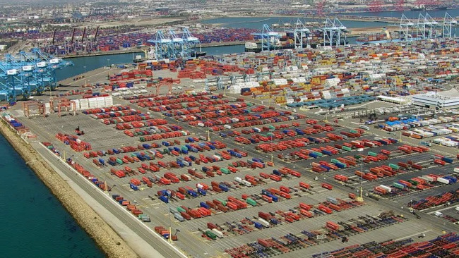 New Insights Into Shoe Supply Chain Issues with the Port of Long Beach