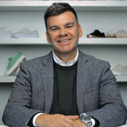 Dave Grange, International K-Swiss Brand President at K-Swiss Global Brands