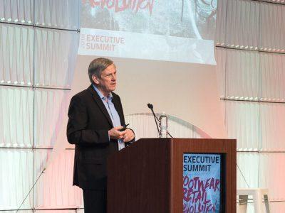 Dick Johnson, Chairman, CEO & President, Foot Locker
