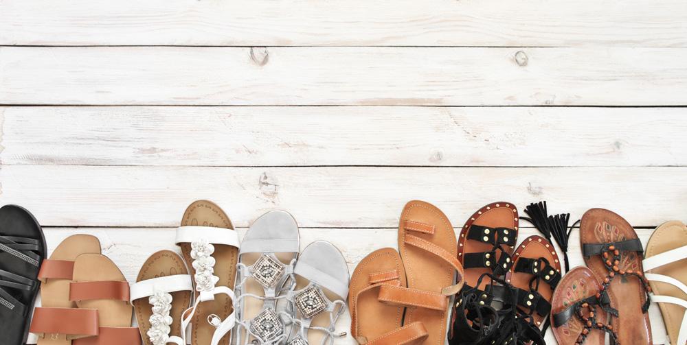 Kfir Matalon, President, Jerusalem Sandals and Sara Irvani, CEO, Okabashi Brands