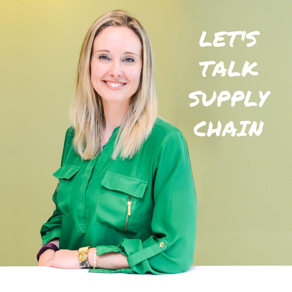 Sarah Barnes-Humphrey, CEO, Shipz.com and Host, Let's Talk Supply Chain