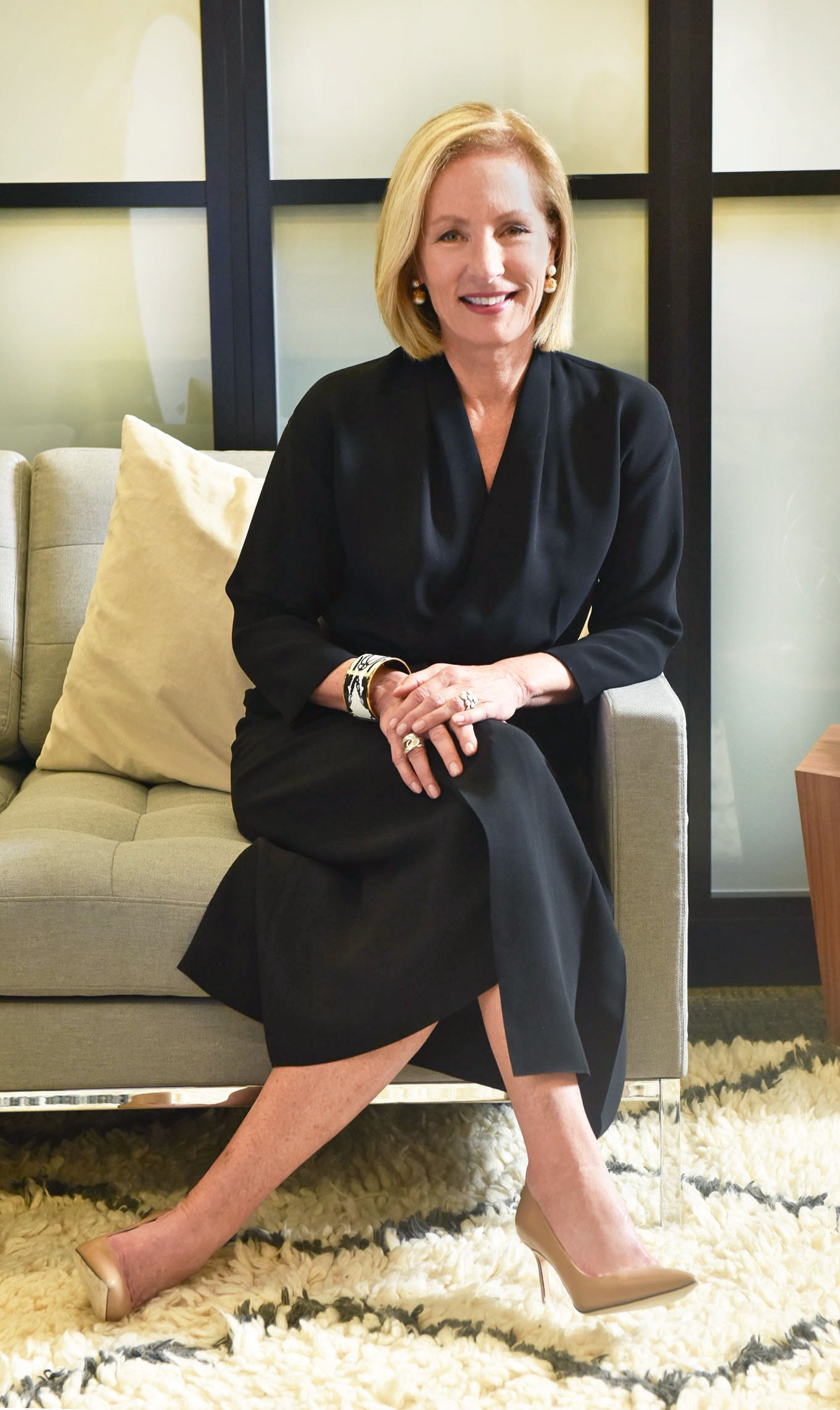 Diane Sullivan, CEO, President and Chairman of the Board, Caleres