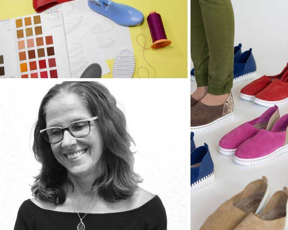 Caroline de Baere, Co-Founder BENDY shoes
