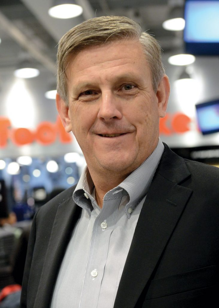 Dick Johnson, Chairman, President & CEO, Foot Locker, Inc.