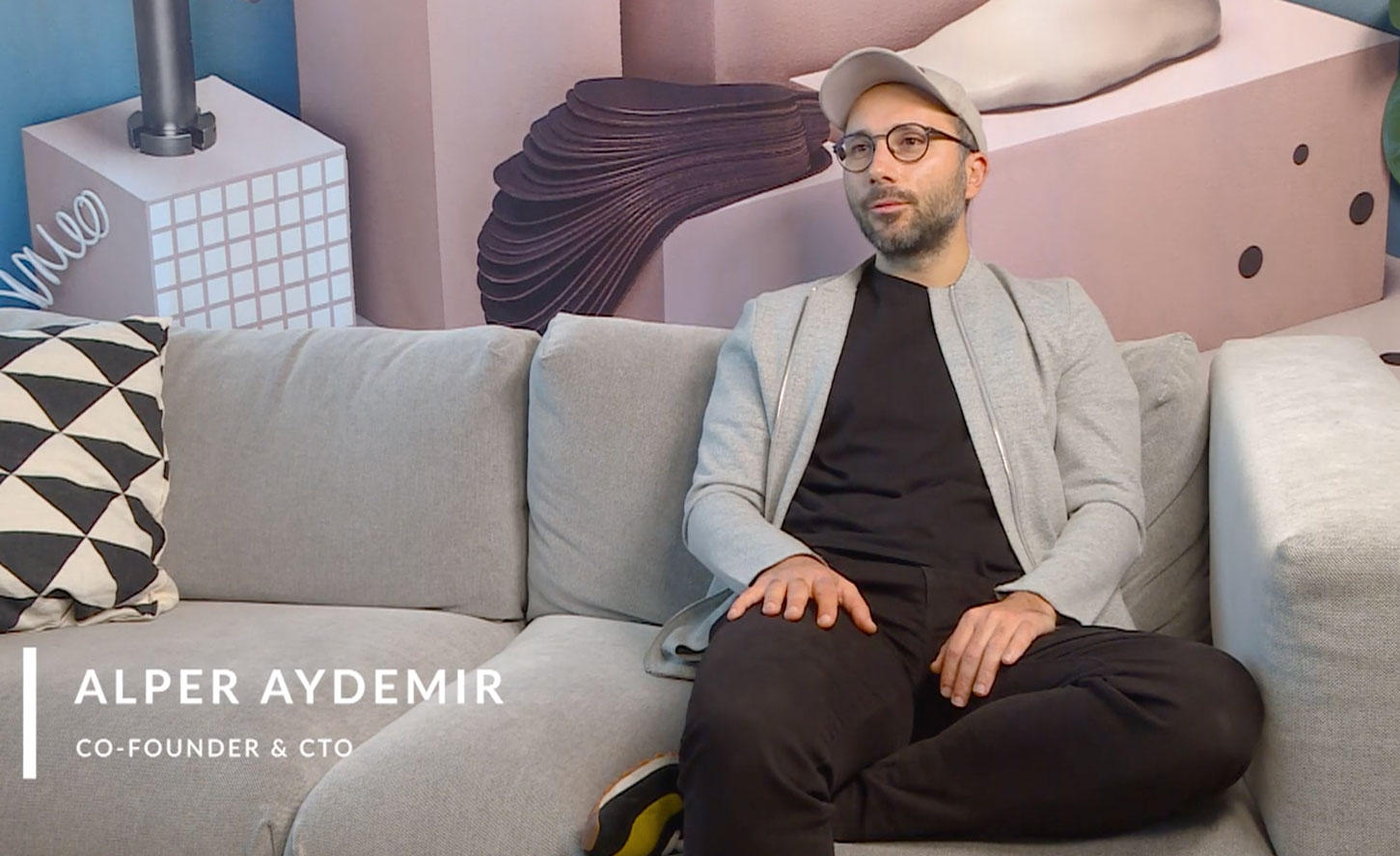 Alper Aydemi, CTO and Co-Founder, Volumental