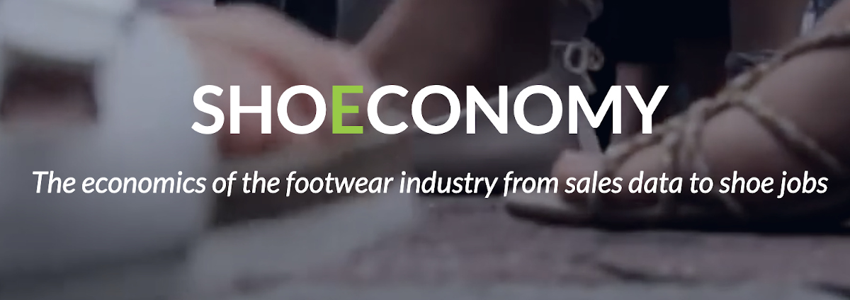 SHOECONOMY The economics of the footwear industry from sales data to shoe jobs