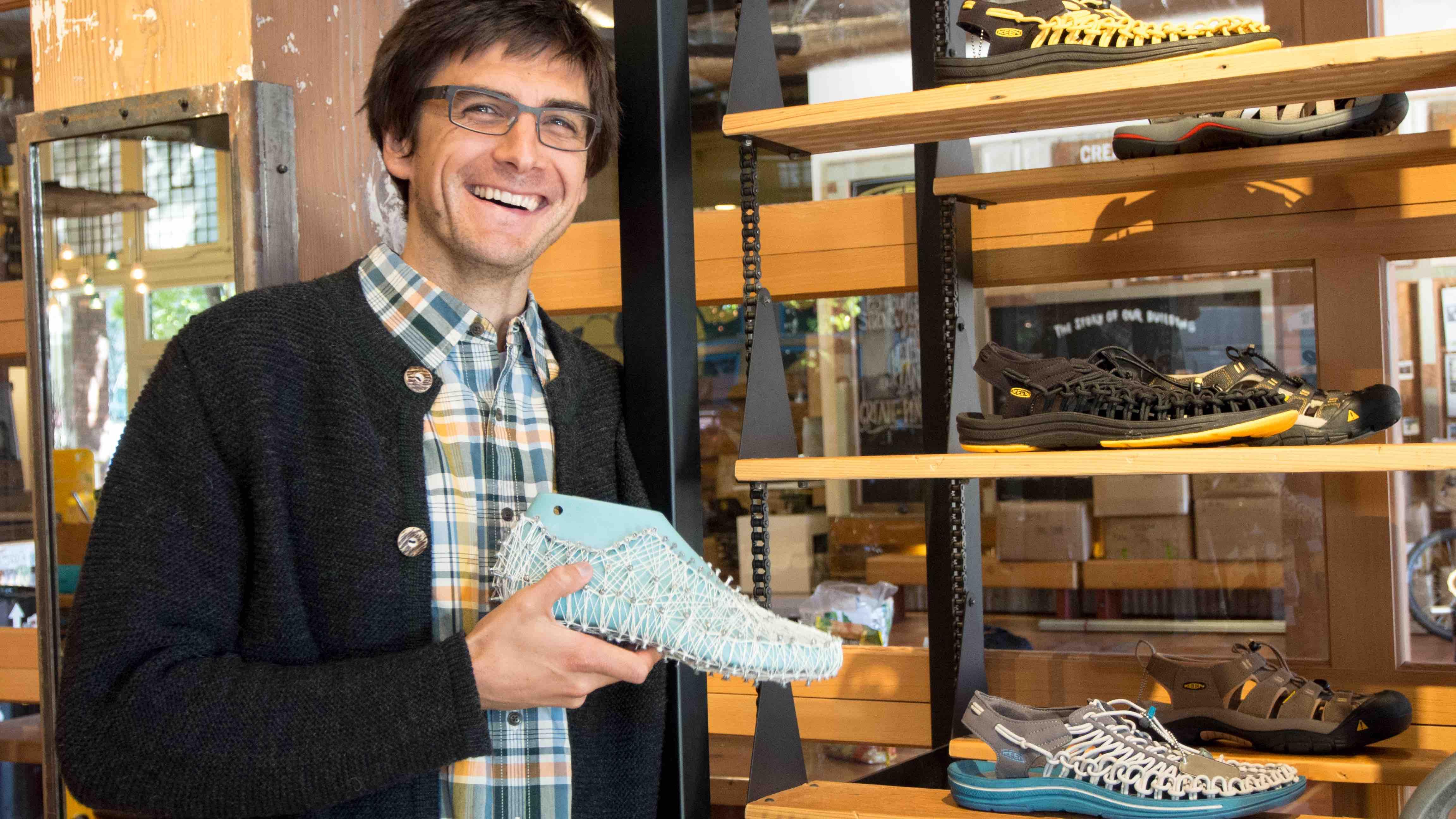Rory Fuerst, Jr., Director of Innovation, Fuerst Innovation Labs