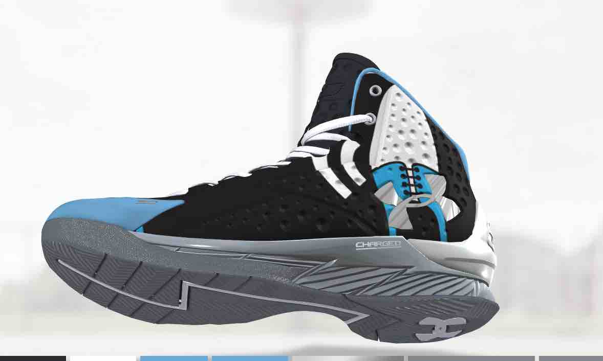 Shoe-In Under Armour sneaker!