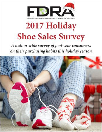 FDRA 2017 Holiday Shoe Sales Survey