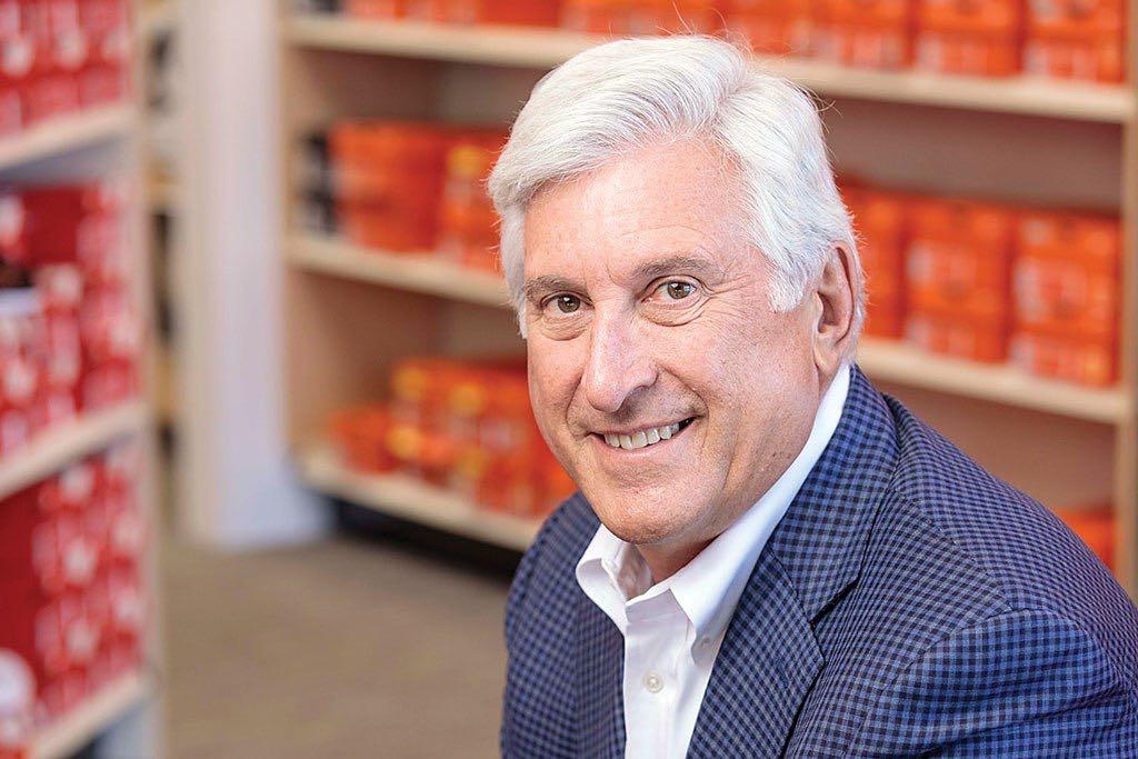 Rick Ausick, President, Famous Footwear