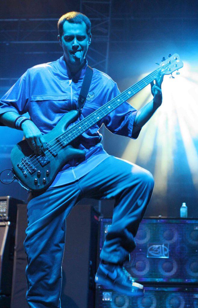 P-Nut, Bassist, 311