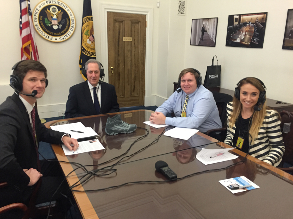 Ambassador Michael Froman // United States Trade Representative (USTR) // Office of the United States Trade Representative, Executive Office of the President