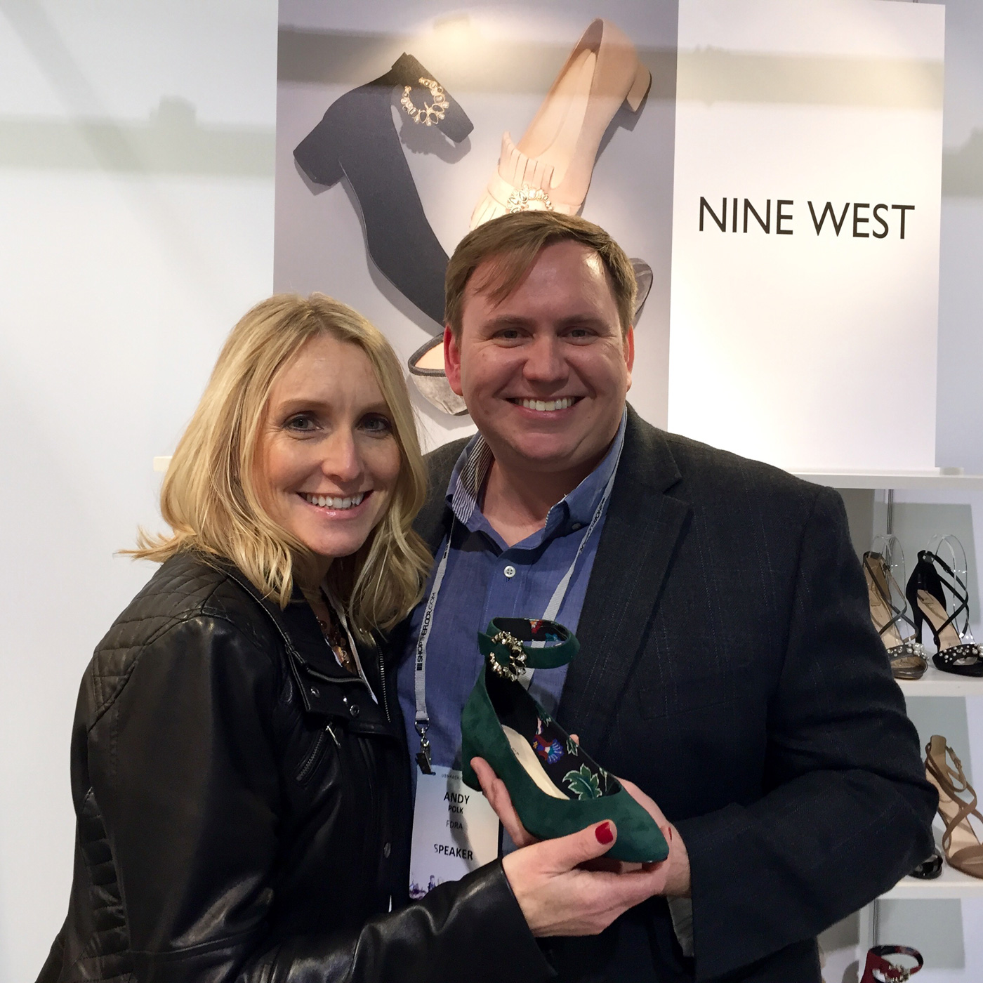 Noelle Frye, Vice President of Sales, Nine West