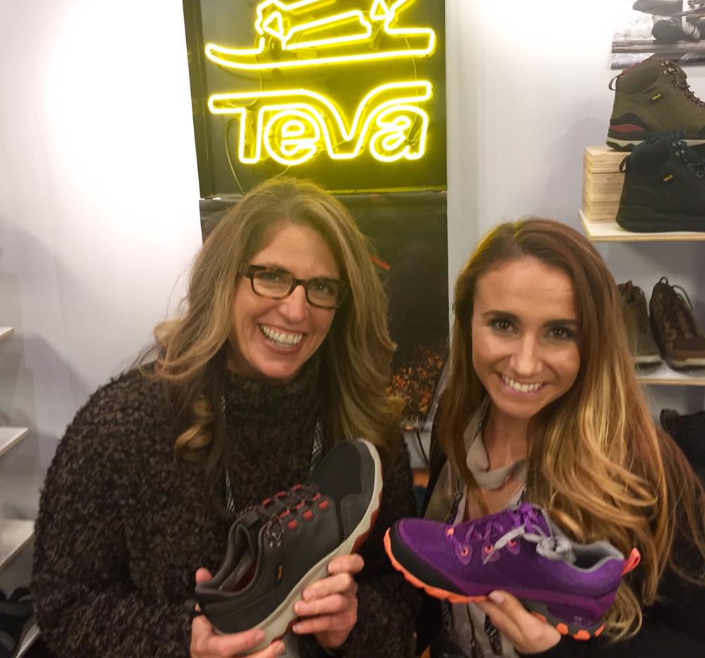 Julie at Teva Footwear
