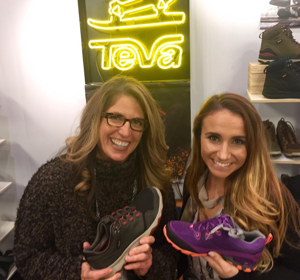 Julie at Teva Footwear