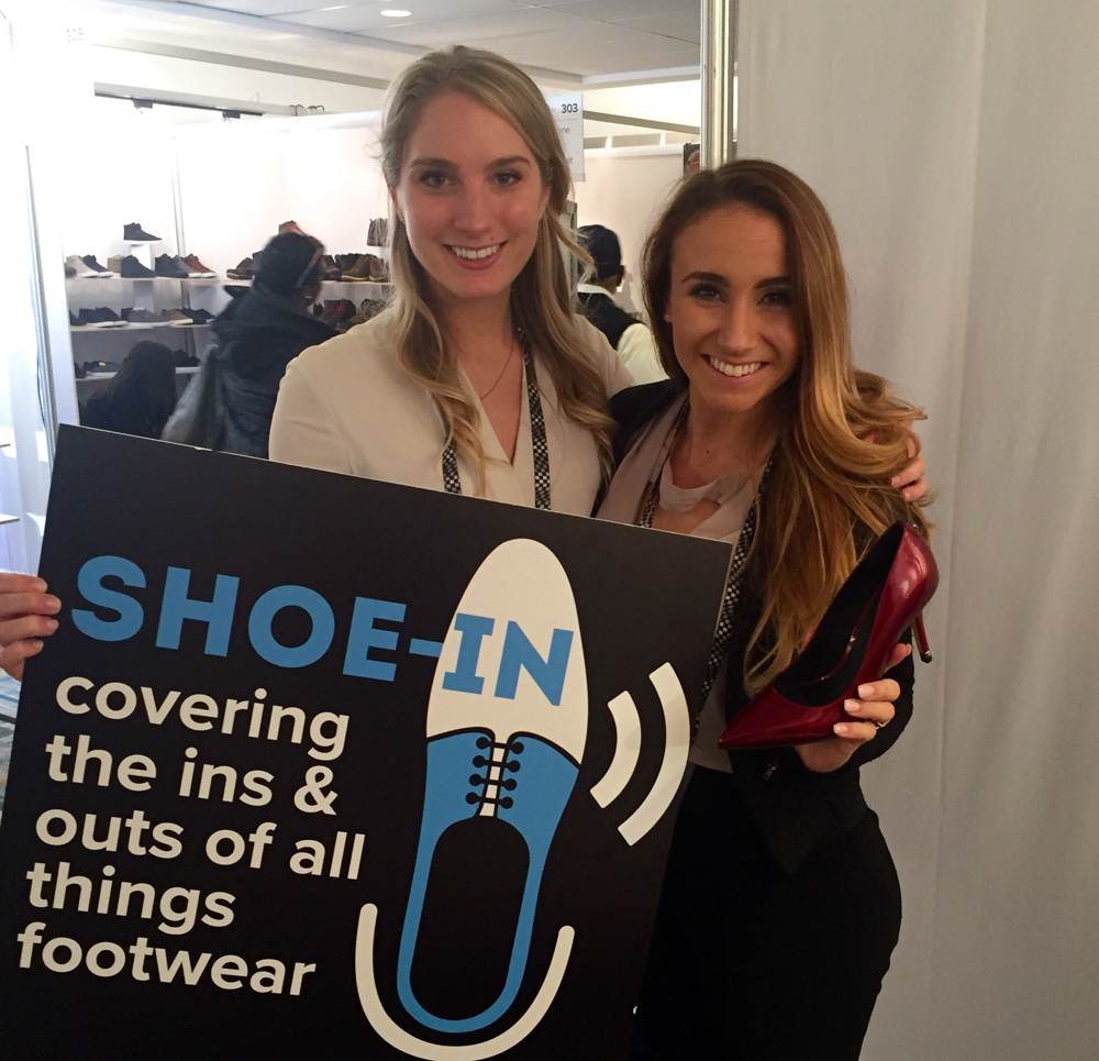 Emily Karal Kenison, Founder, The Shoe In LLC